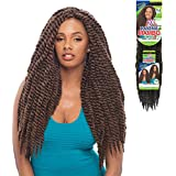 "Janet Collection Mambo Twist Braid 24"" Bundle 4 pack"