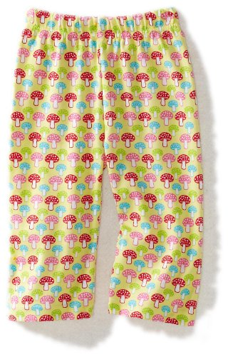 Zutano Baby Girls' Mushrooms Pant