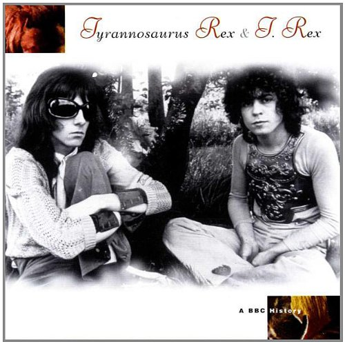 Live At The BBC by Tyrannosaurus Rex & T. Rex