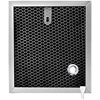 Charcoal Lint Screen Filter for Living Air Ecoquest Xl-15s (sensor)