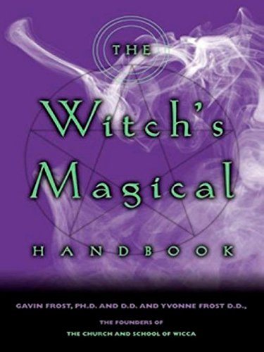 Read Online The Witch's Magical Handbook ebook