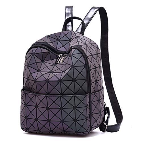 viaggio borsa impermeabile Zaino donna B diagonale A viaggio colore per da Fashion capacità grande da Hwjx 5z0wII