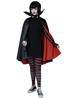 Cosplay.fm Womens Mavis Dracula Halloween Costume with Cape