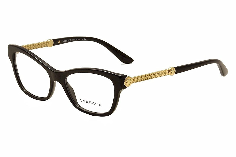 Frame glasses versace - Frame Glasses Versace 50