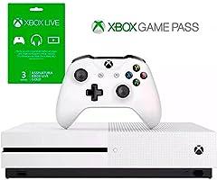 Console Xbox One S 500GB + 02 Controle Sem Fio - Branco - Microsoft