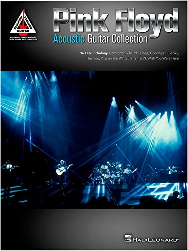 Hal Leonard Pink Floyd - Acoustic Guitar Collection Guitar Tab Songbook