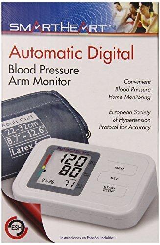 Veridian 01-550 Smartheart Automatic Digital Blood Pressure
