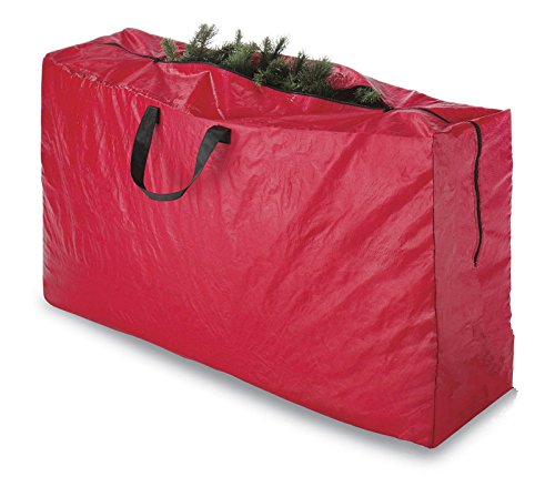 Vencer Red Extra Large Christmas Tree Bag for 9 Foot Tree Holiday VHO-001