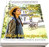 Anne of Green Gables DVD The Trilogy Collection