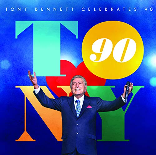 Tony Bennett Celebrates 90 CD and Booklet Set