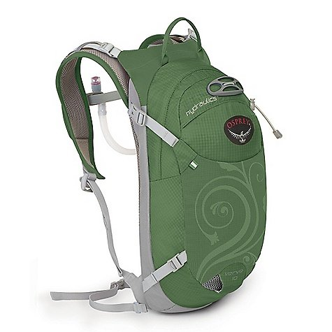 Osprey Verve 10-Litre Hydration Pack (Sea Squall, One Size), Outdoor Stuffs
