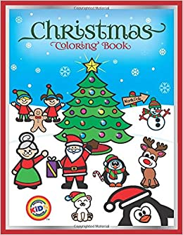 Top 27 Places to Print Free Christmas Coloring Pages | 335x260