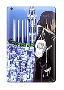 Chris Marions's Shop Snap-on D Gray Man Characters Case Cover Skin Compatible With Ipad Mini