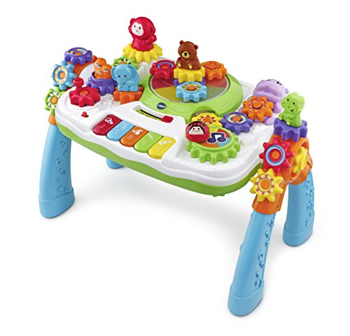 (VTech GearZooz 2-in-1 Jungle Friends Gear Park)