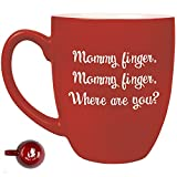 Our etching is guaranteed to never wear off. This daily use mug makes a perfect gift. Humorous and tasteful design on a quality ceramic coffee cup. Generously sized and as the design is etched into the ceramic, it is 100% guaranteed to never ...