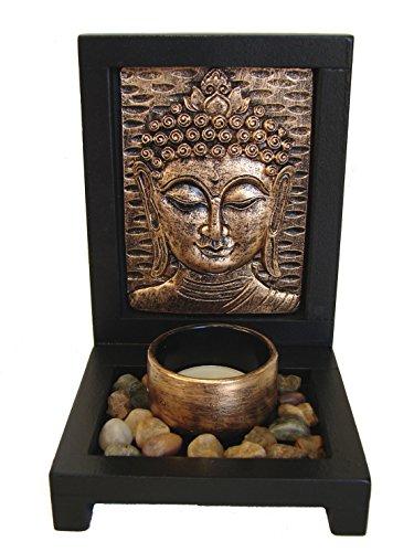 - Feng Shui Import Small Desktop Buddha Image Zen Garden