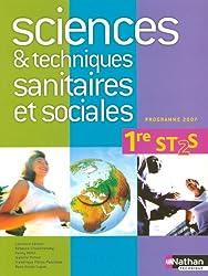 Sciences et Techniques Sanitaires et Sociales 1e ST2S : Programme 2007