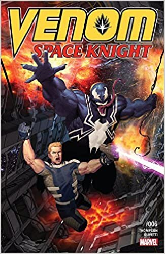Venom Space Knight #2   NEW!!!