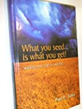 What You Seed Is What You Get--CD Audio Book, Tsika, Paul E., 0976830035