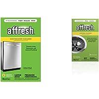 Affresh Dishwasher Cleaner   Formulated to Clean Inside All Machine Models, 6 Tablets & Garbage Disposal Cleaner…