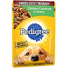 Pedigree Choice CUTS in Gravy Chicken Casserole Adult Wet Dog Food, (16) 3.5...