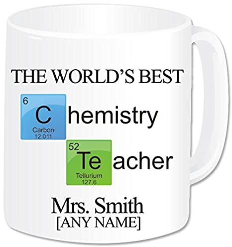 Personalised teacher gift jumbo giant 20oz thank you the worlds personalised teacher gift jumbo giant 20oz thank you the worlds best chemistry teacher mug urtaz Image collections