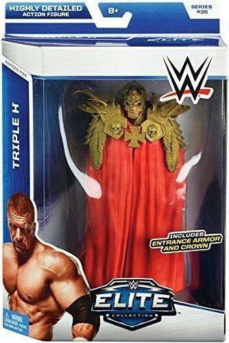 WWE MATTEL ELITE SERIES 35 BRAND NEW ACTION FIGURE TOY