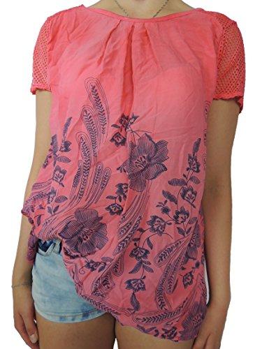 Nowingline - Camisas - para mujer Pinkrosa