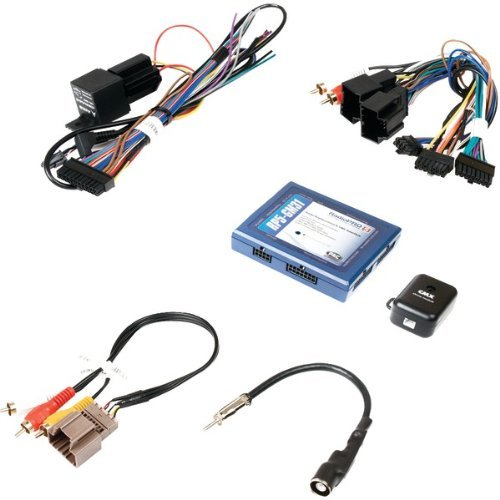 - Pac All-In-One Radio Replacement & Steering Wheel Control Interface (For Select Gm(R) Vehicles With Onstar(R))