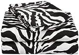 Scent-Sation Black Zebra Wild Life XL Twin Sheet Set