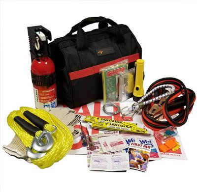 (Safety and Trauma Supplies Roadside Rescue Kit )