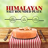 Himalayan Chef Pink Salt Round Cooking and