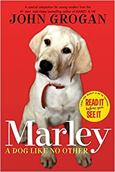 book review marley me Book reviews with reader reflections and top quotes  full title: marley & me:  life and love with the world's worst dog author: john grogan.