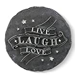 "Grasslands Road ""Live Laugh Love…"" Stepping Stone"