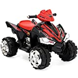 Best Choice Products 12V Kids Battery Powered Electric 4-Wheeler Quad ATV Ride-On Toy w/ 2 Speeds,...