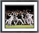 "Chicago White Sox 2005 World Series Celebration Photo 12.5"" x 15.5"" Framed"