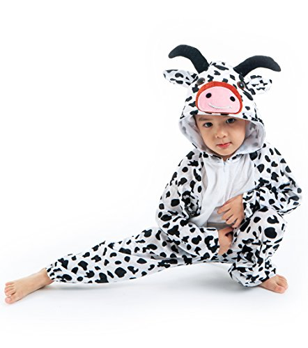 (Astage Kids Animal Halloween Cosplay Onepiece Pajamas Outfit Homewear Robes Safari)