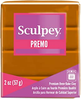 product image for Premo Sculpey Polymer Clay 2 Ounces-Raw Sienna