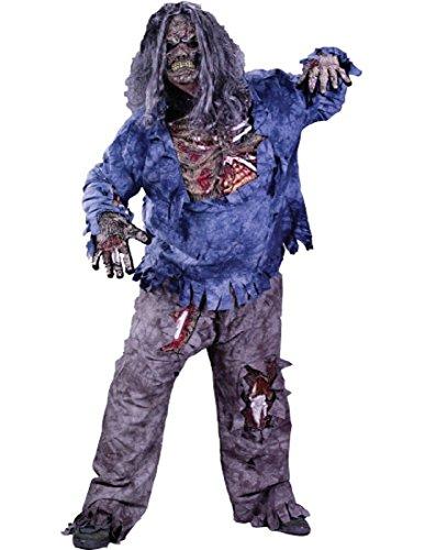 Plus Size Zombie Costume -
