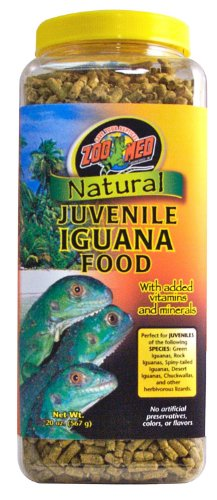 Iguana Food Juvenile Formula - 1