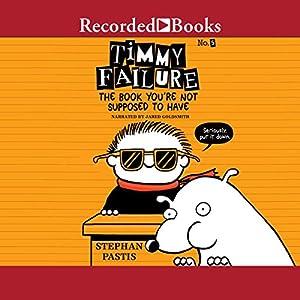 Timmy Failure Audiobook