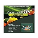 : Minnesota Fats Billiard Starter Kit