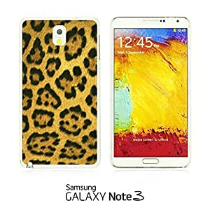 OnlineBestDigital - Fabric Pattern Hard Back Case for Samsung Galaxy Note 3 N9000 - Leopard Pattern