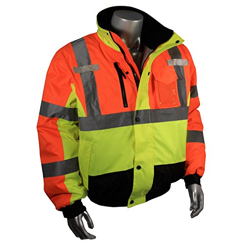 Radians SJ12-3ZMS-XL Industrial Safety Jacket
