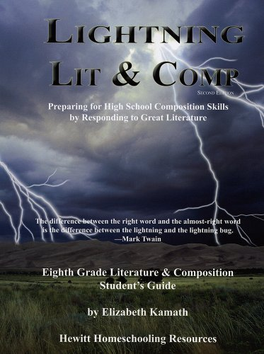 Lightning Lit: Grade 8 Student's Guide (Lightning Lit & Comp) (Lightning Literature & Composition)