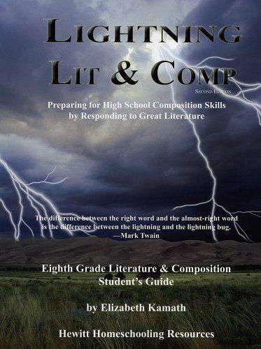 Download Lightning Lit: Grade 8 Student's Guide (Lightning Lit & Comp) (Lightning Literature & Composition) pdf epub
