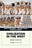 Civilization in the West, Vol. 1: To 1715