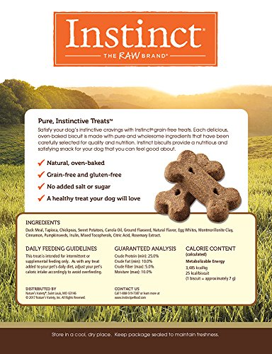 Nature S Recipe Grain Free Dog Biscuits
