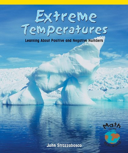 Extreme Temperatures: Learning About Positive and Negative Numbers (Powermath)