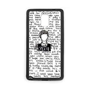 LSQDIY(R) Of Mice & Men Samsung Galaxy Note 4 Personalized Case, Customised Samsung Galaxy Note 4 Case Of Mice & Men